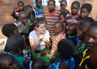 Malawi Game with Kids